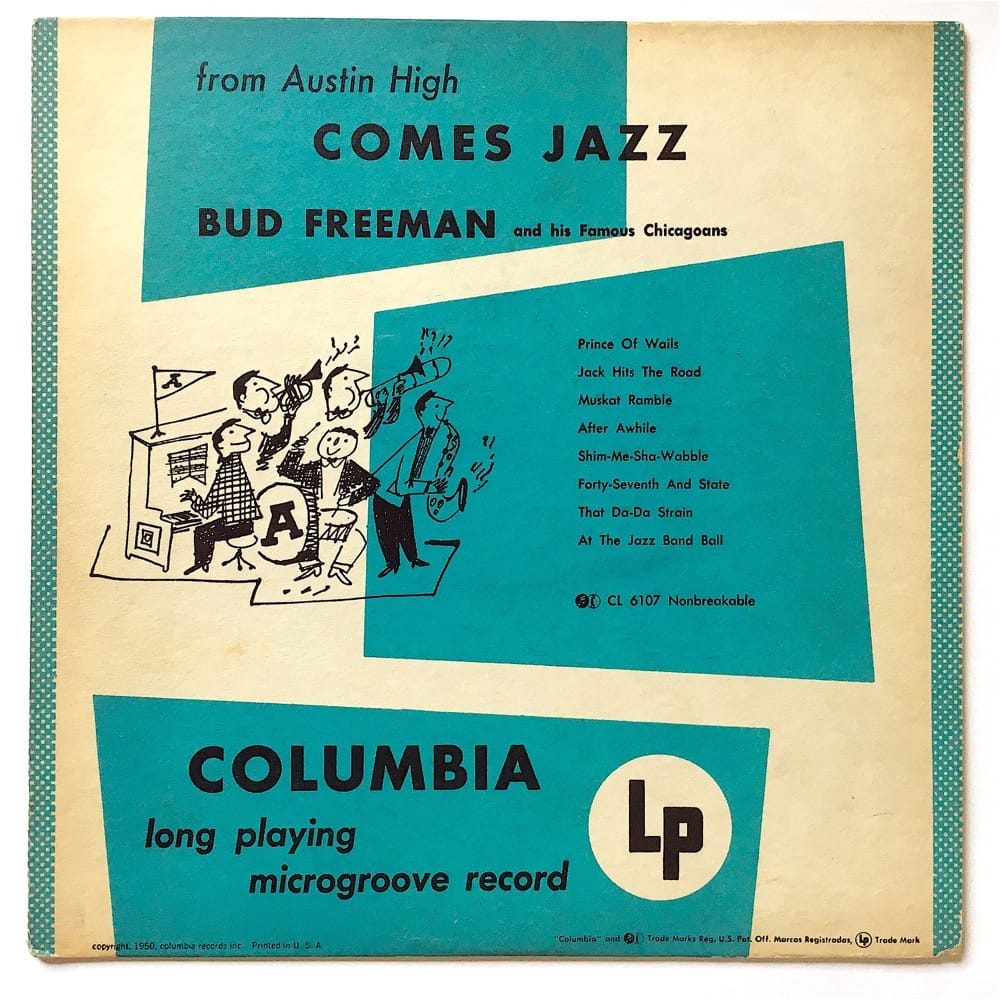 Bud Freeman & His Famous Chicagoans